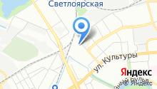 Beernov на карте