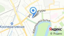 NextZap на карте