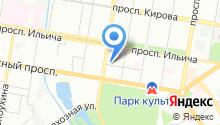 Центр детского творчества Автозаводского района на карте