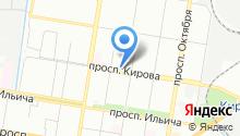 Энея-НН на карте
