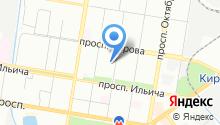 5 минут на карте
