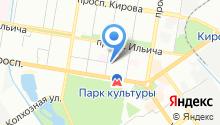 1-й Автопарк на карте
