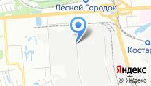 Атосервис на карте