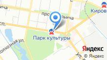 Bistro Gagarin на карте