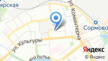 Приволжская лифтовая компания на карте