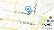 СмениКварти.Ру на карте
