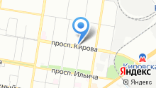 DanceLife на карте