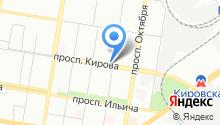 Оптика Кронос на карте