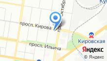 ВИНИЛОН на карте
