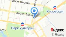 Волжский Дом Путешествий на карте
