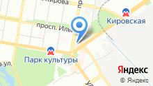 Device Market на карте