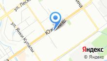 BotaniQue на карте