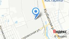 Сорос-НН на карте