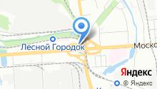 5 Колесо на карте