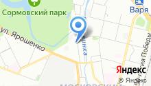 М-69 на карте