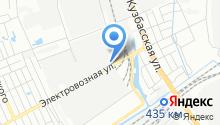 ТКНАВТО на карте