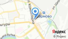 Blue rose на карте