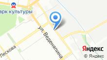 АвтоСклад на карте