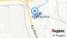 ЗАПФИР-Т на карте