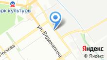 Аутомотив-Н на карте