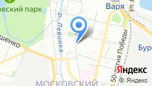 Bohema на карте