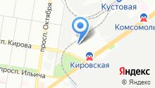 СтройПромАльп на карте