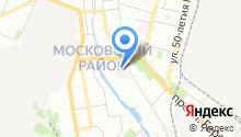 CLOVER на карте