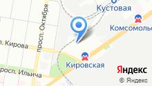 Cтелс на карте
