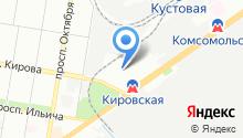 ДанСтар на карте