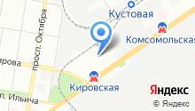 Botinni на карте