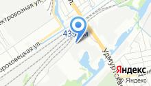 Рессор-нн на карте