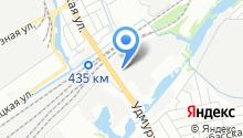 Технокомплект на карте