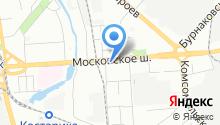 Интеркар на карте
