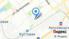 АСБ сервис на карте