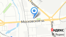 AutoLux-NN на карте