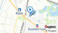 AJAX на карте