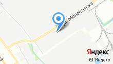 Магистраль-НН на карте