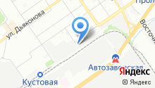 Partsnn на карте