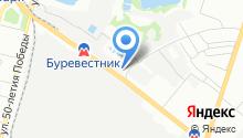 АСК-НН на карте