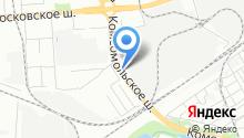 Компания ЛВИ на карте