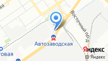 AREANN на карте