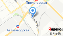 ОРМА на карте