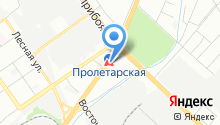 Распиловочно-кромочный центр на карте