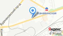 Baitex на карте