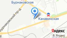 КОМТРАНССЕРВИС на карте