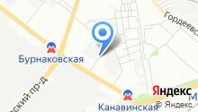 Мобикар на карте