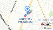 Нижегородская Неотложка на карте