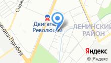 Компания ТУРБО на карте