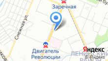 аквахелп сантехническая служба на карте