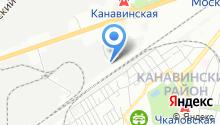 3К на карте